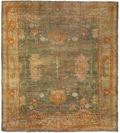 All About the Dyes in Antique Rugs
