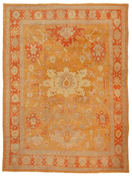 Antique Rug Pricing