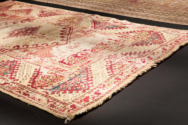 Starting an Antique Rug Collection