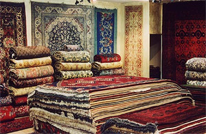 Sizes and Materials of Persian Rugs