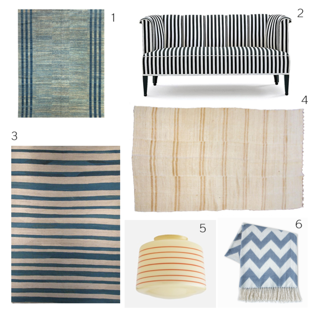 The Summer of Stripe Rugs!