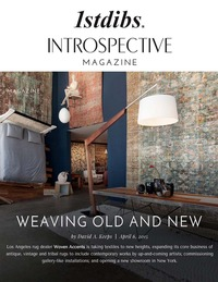 1stdibs Introspective Magazine - April 2015