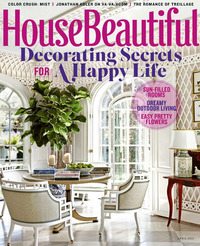 House Beautiful - April 2015