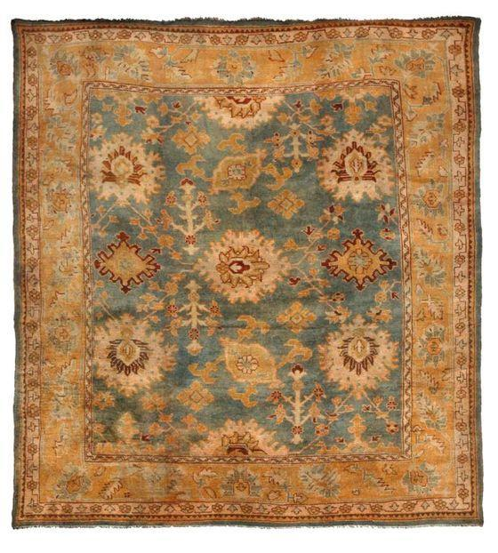 What is an Oushak Antique Rug?