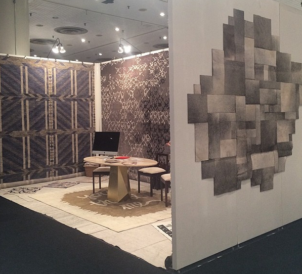 Woven Accents Headed to NYC for ICFF