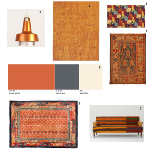 Autumn Design Board By Woven Accents
