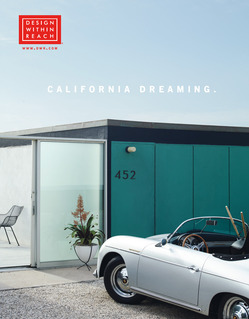 DWR CALIFORNIA DREAMING.